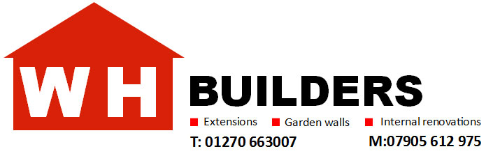 WH Builders Crewe Cheshire